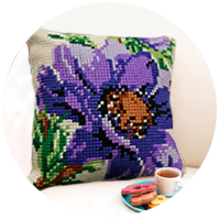 CROSS-STITCH KITS